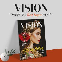 VISION DERGİSİ