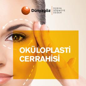 Oküloplasti Cerrahisi (Göz Estetiği)