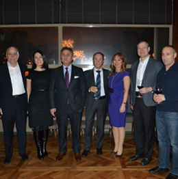 SPECIAL INVITATION FROM DÜNYAGÖZ HOSPITALS GROUP TO MEMBERS OF THE EUROPEAN SOCIETY OF CATARACT AND REFRACTIVE SURGEONS
